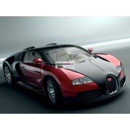 Jedlý papír Auto č.6 Bugatti Veyron