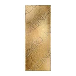 Podložka zlatá 29,5x11cm
